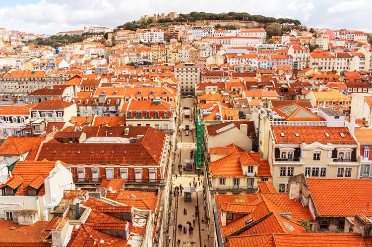 Cosa vedere a Lisbona - Santa Lucia