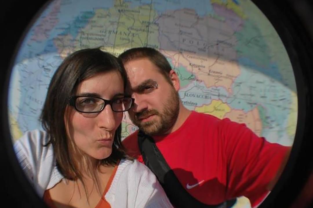 I viaggiatori più interessati fra le coppie di travel blogger | 100days