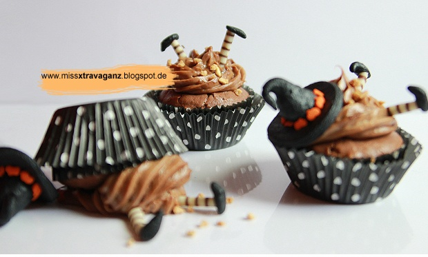Muffins alle streghe