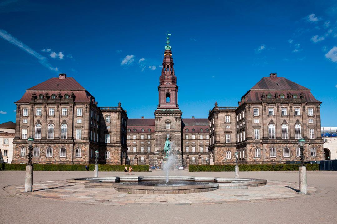 Palazzo-di-Christiansborg
