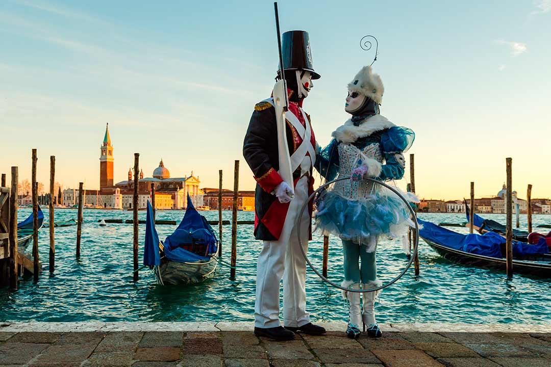 A Venezia il carnevale inizia nel 1296