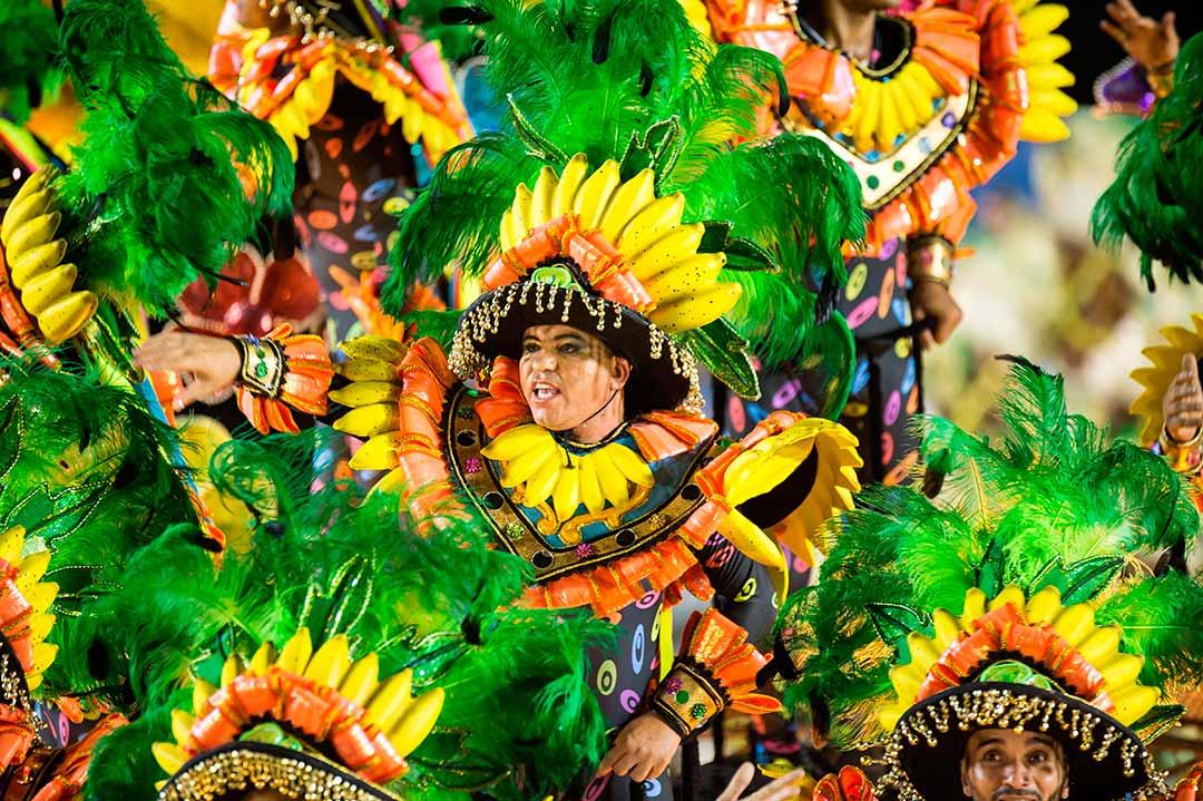 Carnevale parte integrante della cultura brasiliana