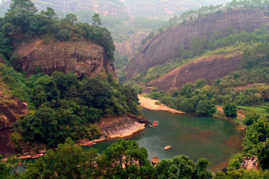 Mount-Wuyi