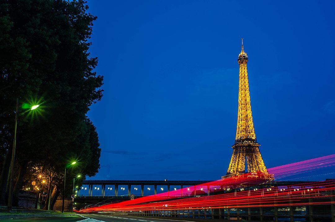 Parigi la città dell'amore