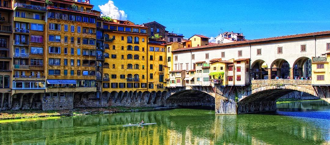Ponte Vecchiio di Firenze