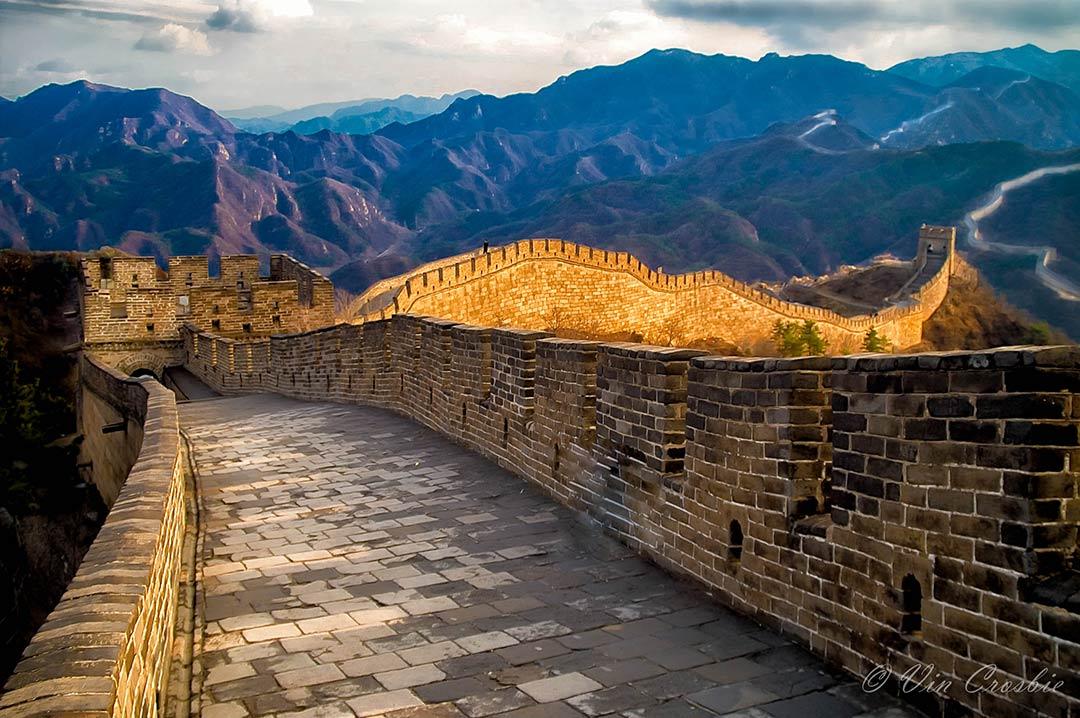 Grande-Muraglia Cinese