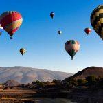 Viaggi in mongolfiera: dalla Cappadocia al Messico